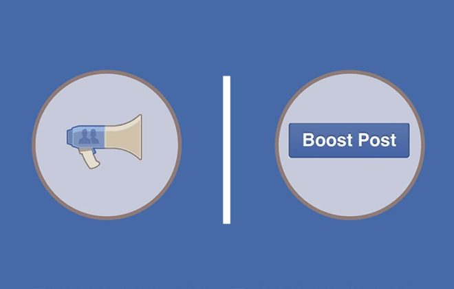 boost post facebook